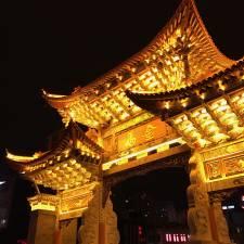 ponte con la Cina